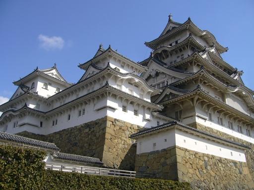 Япония век История государства раннего нового времени  химедзи история японии