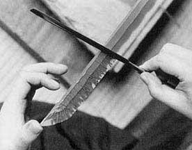 Полировка катаны японское оружие