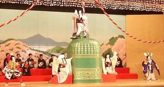 Женская шапито театра кабуки