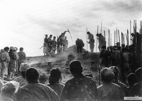 Семь самураев Куросава