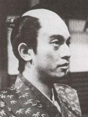 Мотодори прическа самурая